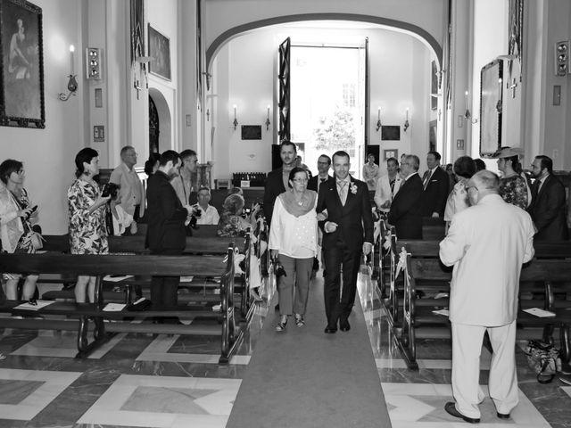 La boda de Frederic y Cristina en Sevilla, Sevilla 17