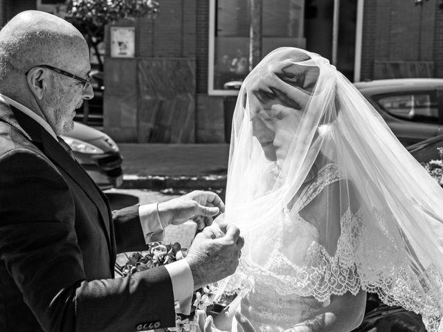 La boda de Frederic y Cristina en Sevilla, Sevilla 18