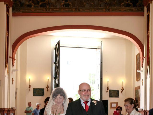 La boda de Frederic y Cristina en Sevilla, Sevilla 19