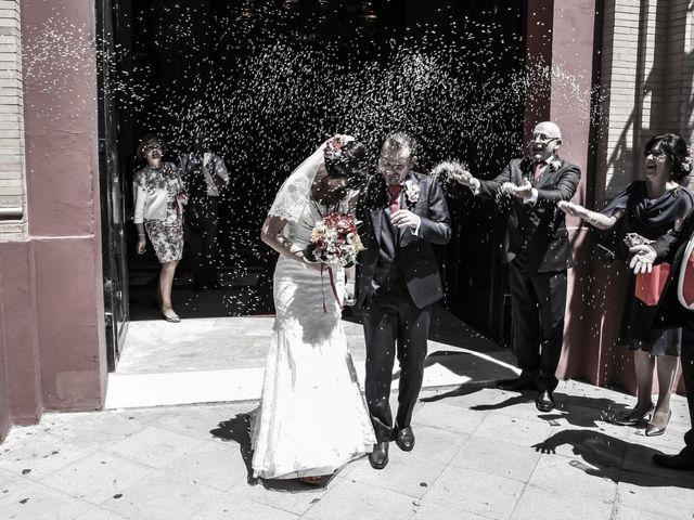 La boda de Frederic y Cristina en Sevilla, Sevilla 30
