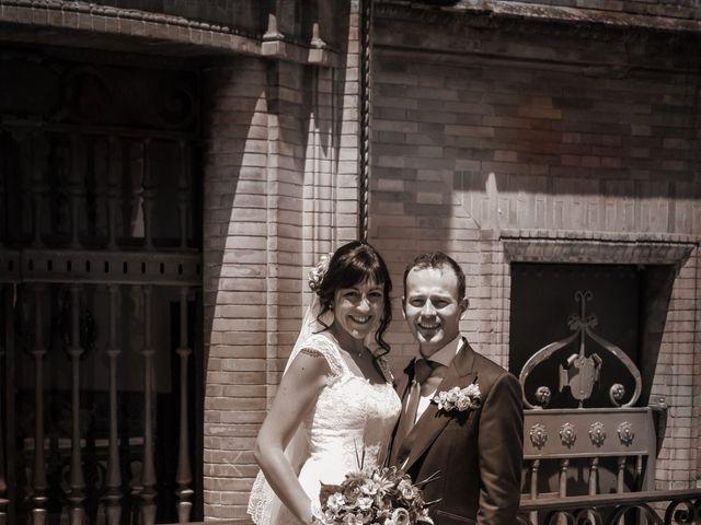 La boda de Frederic y Cristina en Sevilla, Sevilla 33