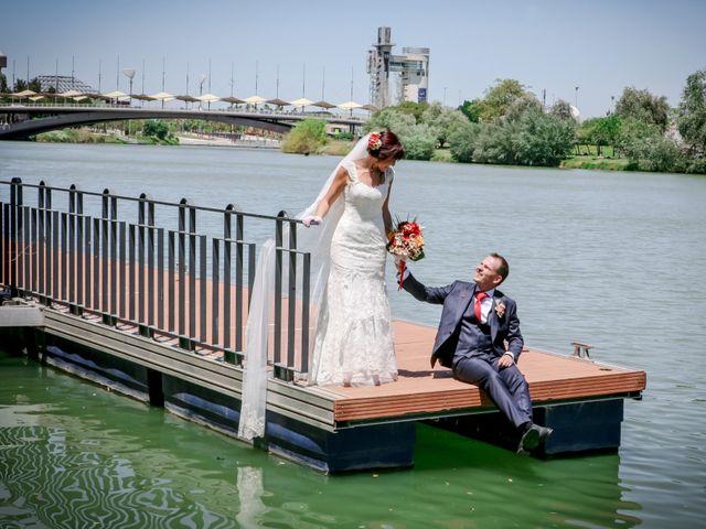 La boda de Frederic y Cristina en Sevilla, Sevilla 34