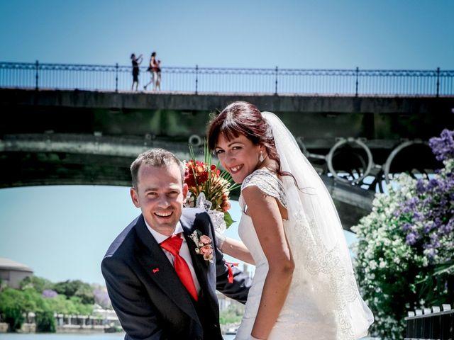 La boda de Frederic y Cristina en Sevilla, Sevilla 35