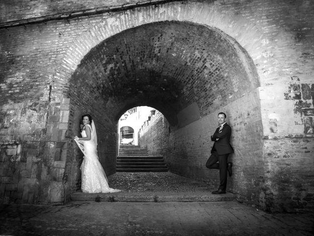 La boda de Frederic y Cristina en Sevilla, Sevilla 36