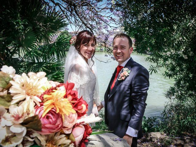 La boda de Frederic y Cristina en Sevilla, Sevilla 42