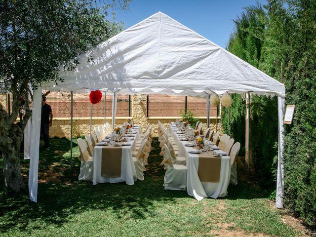 La boda de Frederic y Cristina en Sevilla, Sevilla 45