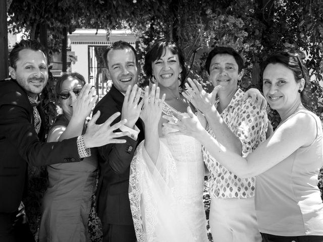 La boda de Frederic y Cristina en Sevilla, Sevilla 47