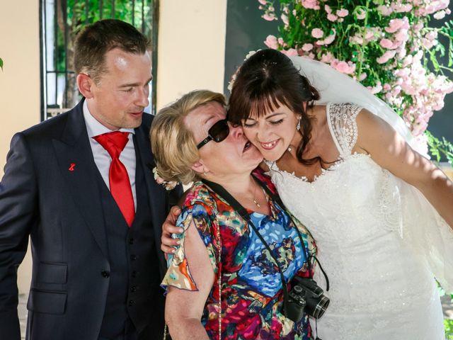 La boda de Frederic y Cristina en Sevilla, Sevilla 48