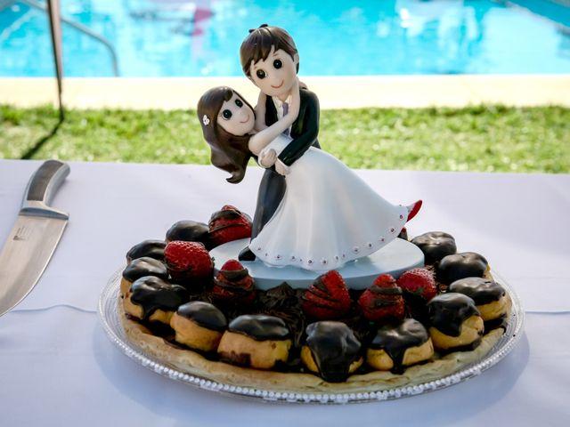 La boda de Frederic y Cristina en Sevilla, Sevilla 50