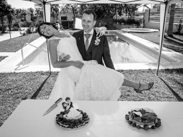 La boda de Frederic y Cristina en Sevilla, Sevilla 51