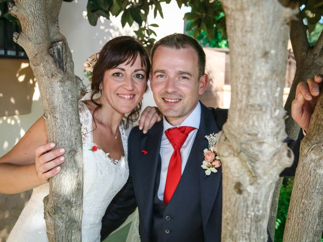 La boda de Frederic y Cristina en Sevilla, Sevilla 53