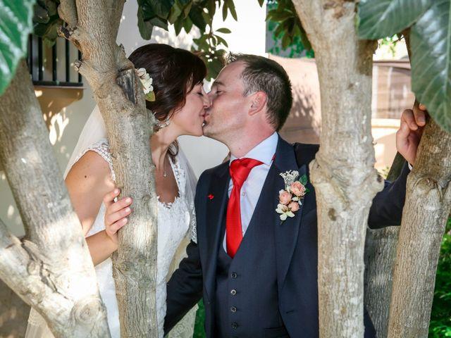 La boda de Frederic y Cristina en Sevilla, Sevilla 54