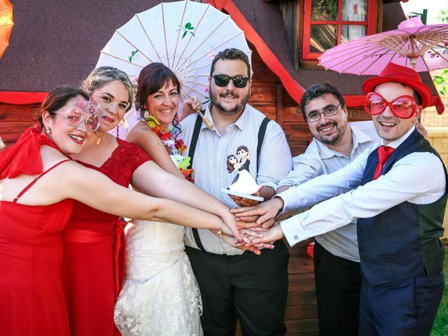 La boda de Frederic y Cristina en Sevilla, Sevilla 61