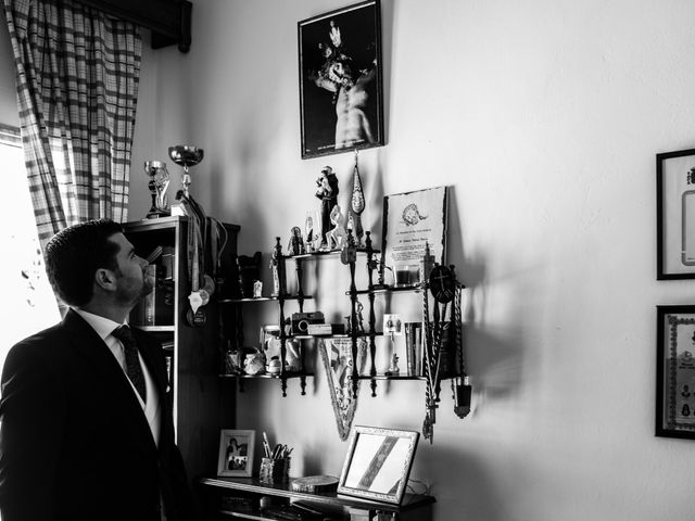 La boda de Antonio y Tamara en Herrera, Sevilla 9