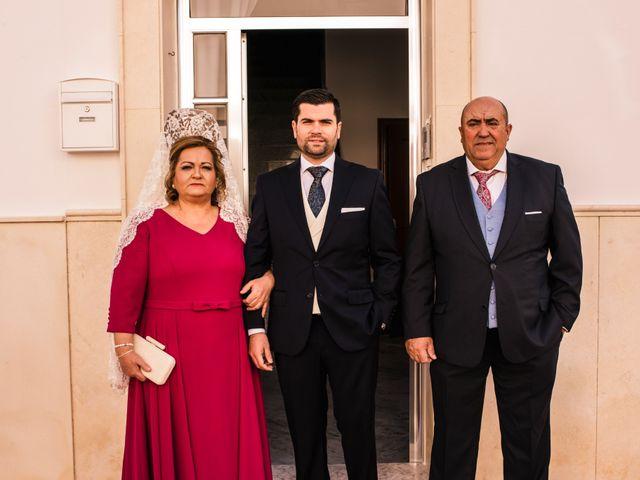 La boda de Antonio y Tamara en Herrera, Sevilla 10