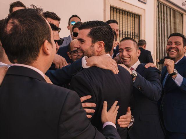 La boda de Antonio y Tamara en Herrera, Sevilla 11