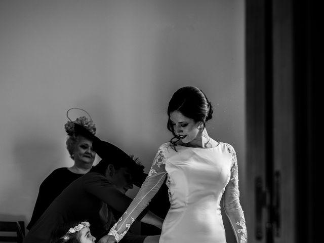 La boda de Antonio y Tamara en Herrera, Sevilla 16