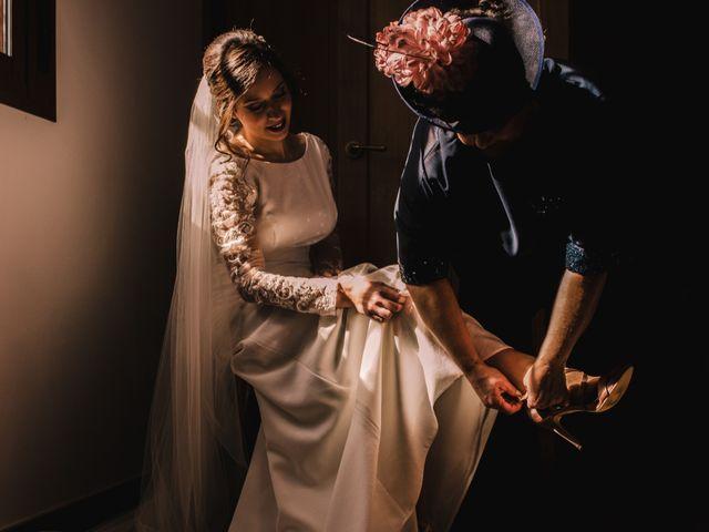 La boda de Antonio y Tamara en Herrera, Sevilla 19