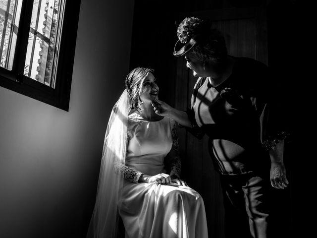La boda de Antonio y Tamara en Herrera, Sevilla 20
