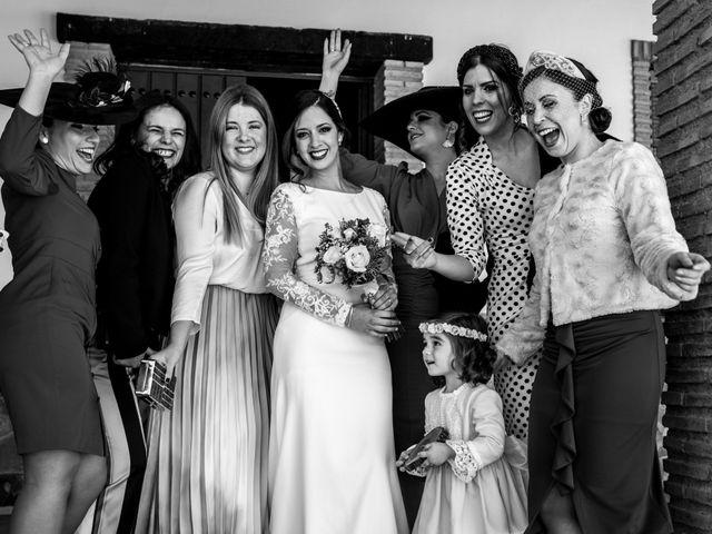 La boda de Antonio y Tamara en Herrera, Sevilla 26
