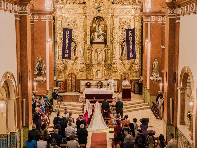 La boda de Antonio y Tamara en Herrera, Sevilla 30