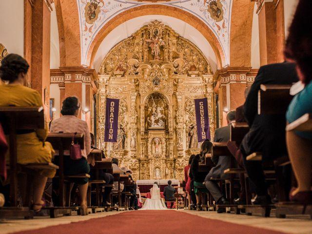 La boda de Antonio y Tamara en Herrera, Sevilla 31