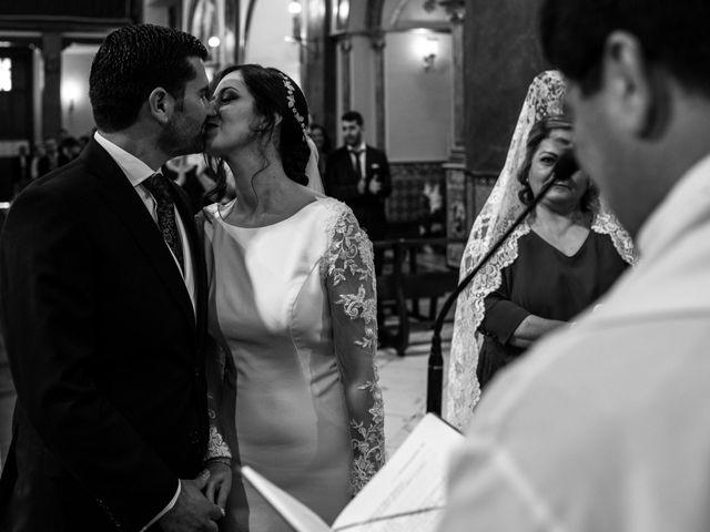 La boda de Antonio y Tamara en Herrera, Sevilla 32