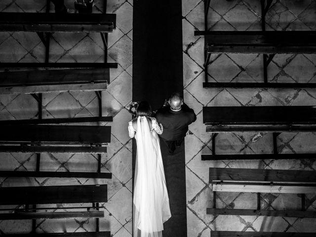 La boda de Antonio y Tamara en Herrera, Sevilla 34