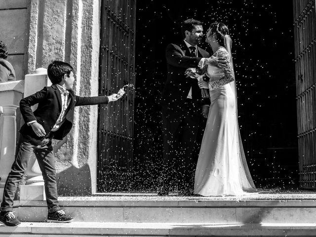 La boda de Antonio y Tamara en Herrera, Sevilla 35