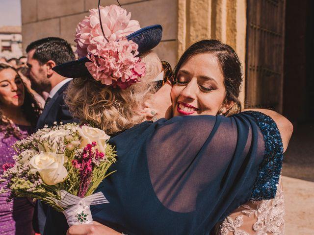 La boda de Antonio y Tamara en Herrera, Sevilla 36