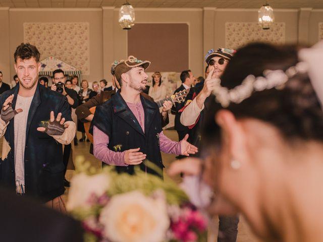 La boda de Antonio y Tamara en Herrera, Sevilla 40