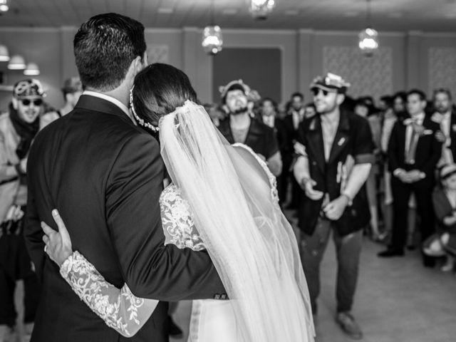 La boda de Antonio y Tamara en Herrera, Sevilla 42