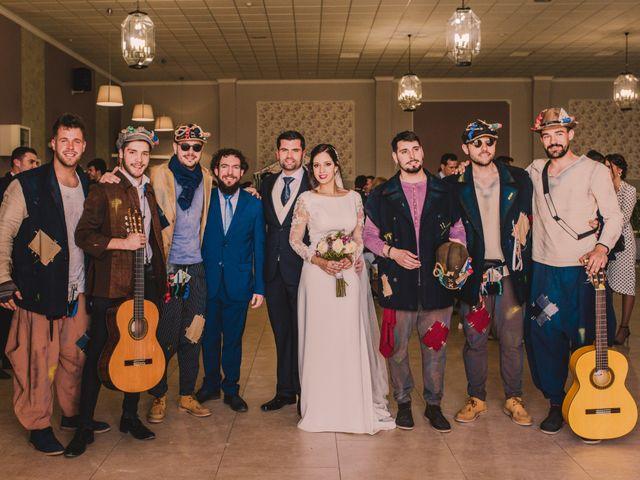 La boda de Antonio y Tamara en Herrera, Sevilla 43