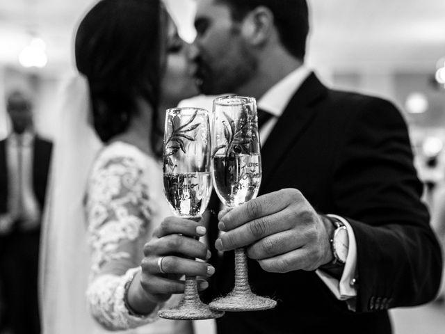 La boda de Antonio y Tamara en Herrera, Sevilla 44