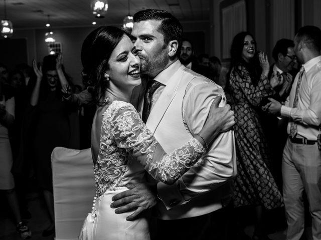 La boda de Antonio y Tamara en Herrera, Sevilla 48