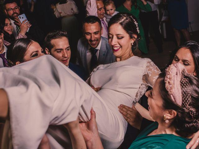 La boda de Antonio y Tamara en Herrera, Sevilla 52