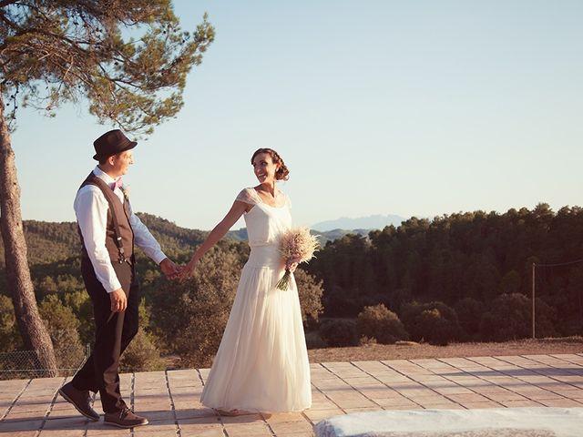 La boda de Ines y Abraham