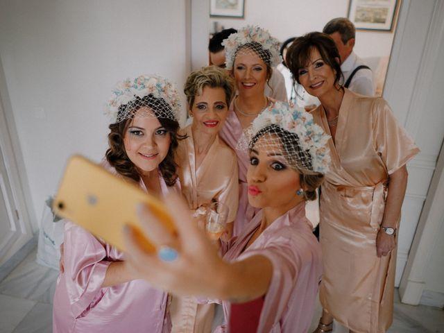 La boda de Dylan y Almudena en Jerez De La Frontera, Cádiz 3