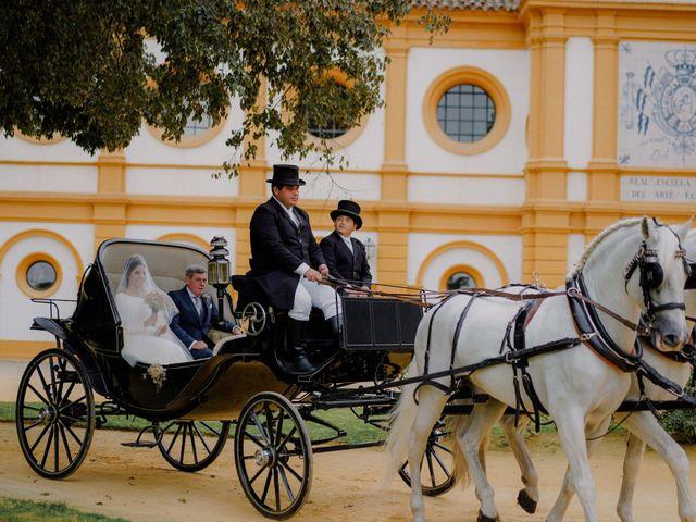 La boda de Dylan y Almudena en Jerez De La Frontera, Cádiz 11