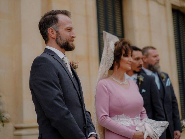 La boda de Dylan y Almudena en Jerez De La Frontera, Cádiz 12