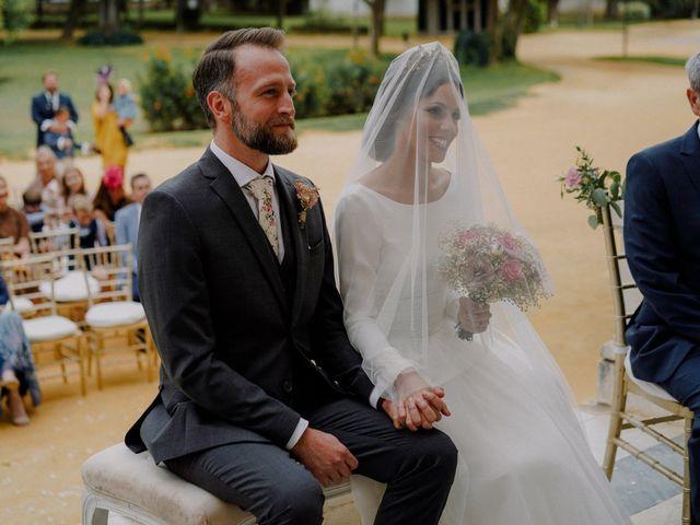 La boda de Dylan y Almudena en Jerez De La Frontera, Cádiz 14