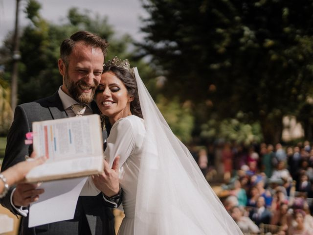 La boda de Dylan y Almudena en Jerez De La Frontera, Cádiz 1