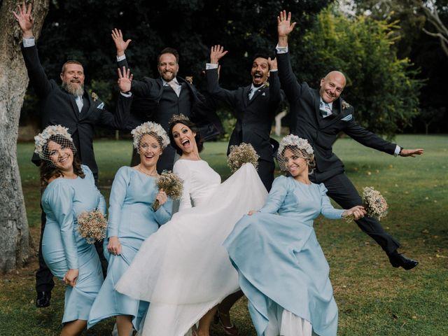 La boda de Dylan y Almudena en Jerez De La Frontera, Cádiz 2