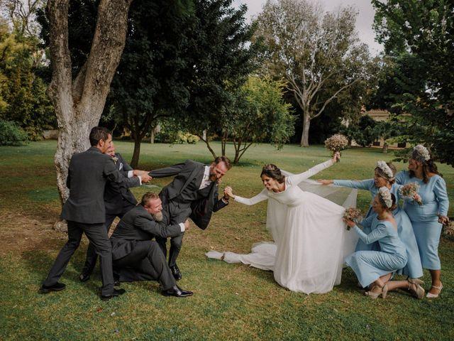 La boda de Dylan y Almudena en Jerez De La Frontera, Cádiz 21