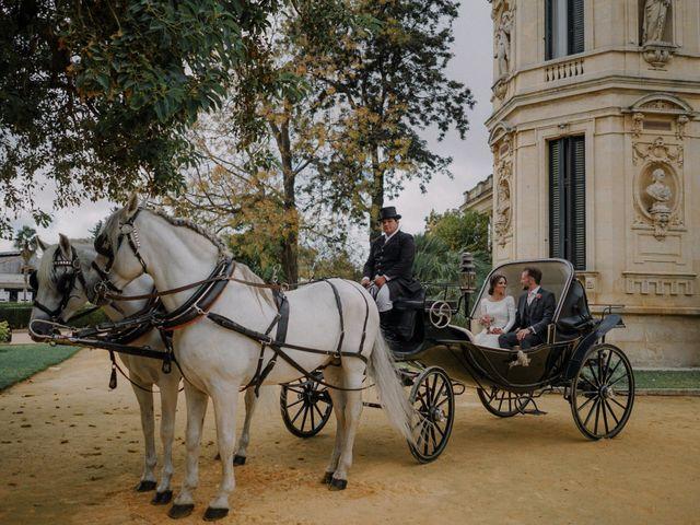 La boda de Dylan y Almudena en Jerez De La Frontera, Cádiz 22