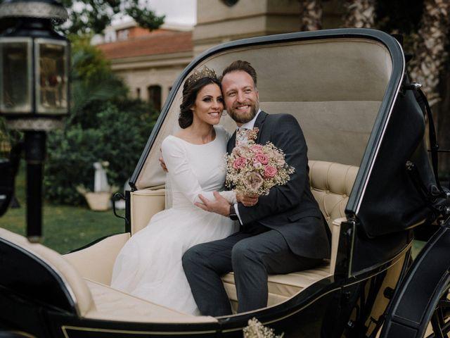 La boda de Dylan y Almudena en Jerez De La Frontera, Cádiz 23