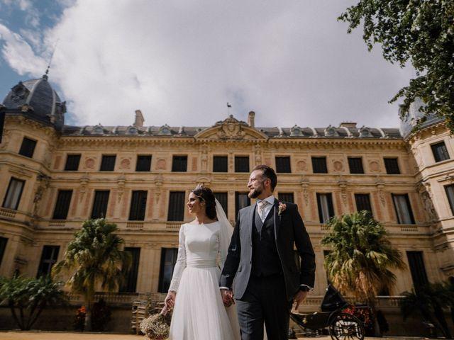 La boda de Dylan y Almudena en Jerez De La Frontera, Cádiz 24