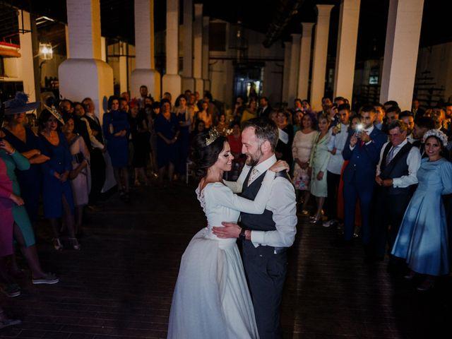 La boda de Dylan y Almudena en Jerez De La Frontera, Cádiz 29