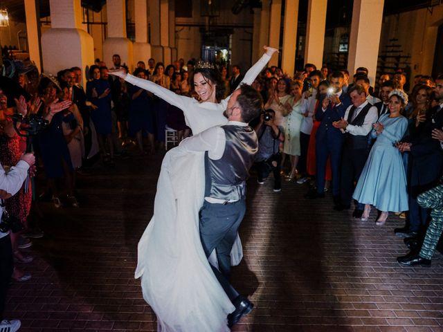 La boda de Dylan y Almudena en Jerez De La Frontera, Cádiz 30