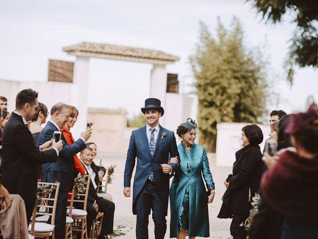 La boda de Juanjo y Adela en Beniflá, Valencia 54